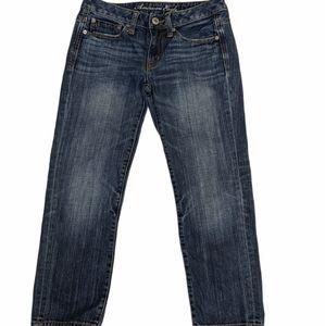 American Eagle size 0 Boy Fit pants